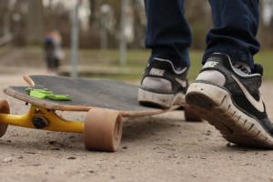 Longboard Flex - Biegefähigkeit des Longboards